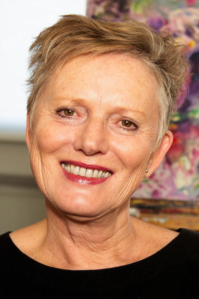 portret Karen de Groot